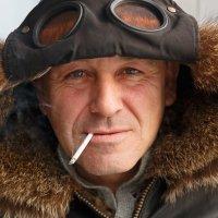 Курильщик :: Дмитрий Карышев