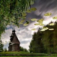 Плывущие в небесах... :: Roman Mordashev