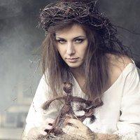 Ведьма. :: Ольга Фалюн