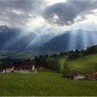 Погода в горах :: Виктория Иванова