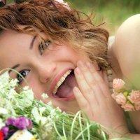 Фея цветов :: Мария Григорьева