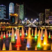 Astana :: Светлана Кужагалиева