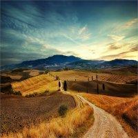 Опять в Тоскане :: Виктор Перякин