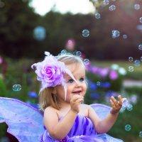 Маленькая фея :: Dalete -