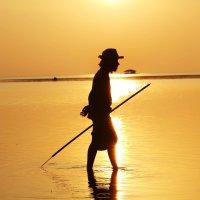 Ходить по воде. :: Наташа Осипова