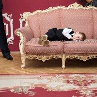 Ребенок на свадьбе :: Алексей Михайлов
