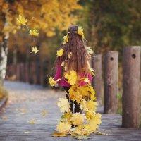 Осень пришла... :: Екатерина Антонова