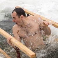 Крещение :: Максим Леонтьев