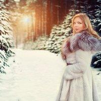 Зимняя прогулка :: kurtxelia