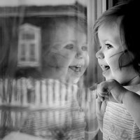 Машенька у окна. :: Анна Печкурова