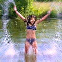 Солнце, воздух и вода... :: Эркин Ташматов