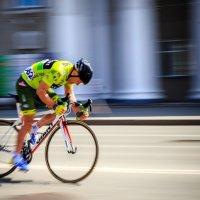 Велосипедист :: Dima Pavlov