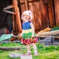 Хорошо в деревне летом! :: Юлия Зубкова