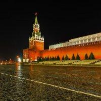 Ночной Кремль :: Лонли Локли