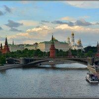 Вид на Кремль :: Владислав Касатик