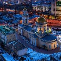 Ночной Екатеринбург :: Сергей Купцов