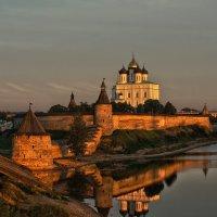 Есть город золотой ... :: Юрий Иванов