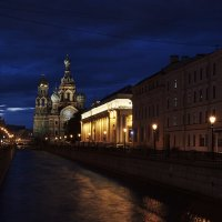 Санкт-Петербург. Спас-на-Крови :: Виктор Печуркин