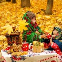 Осеннее чаетпитие :: Наталия Ефремова