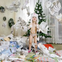 подарки открыты! :: Павел SerDyuk
