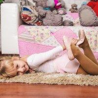 Юная танцовщица :: Маша Крайнуша