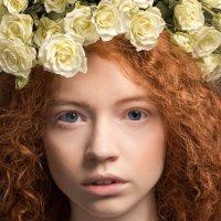 Девушка-весна :: Гульнара