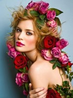 "ФотоДевичник ""Fashion Flowers"" 06.03.15"
