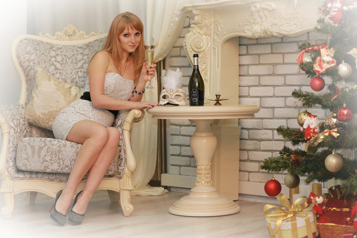 В преддверии Нового Года..... - Владимир и Тина Рябоненко