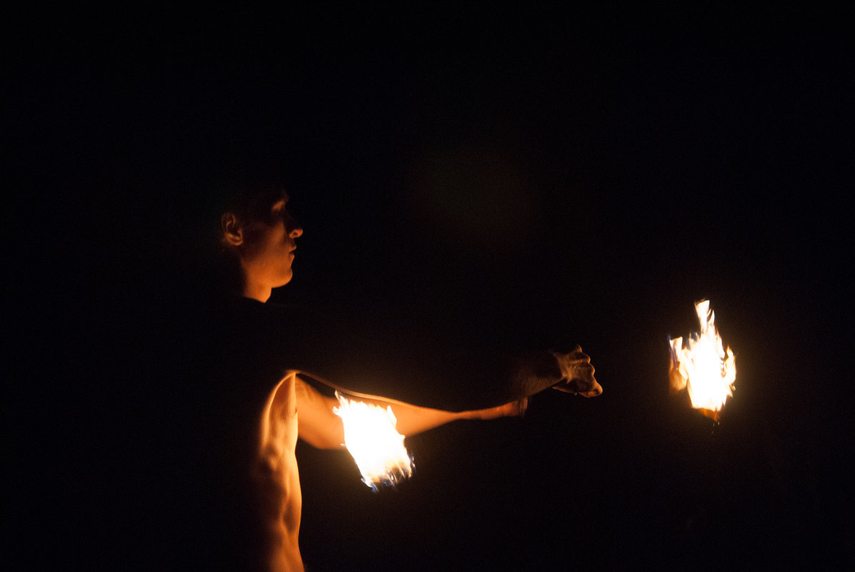 Пламя - Владимир Апенко