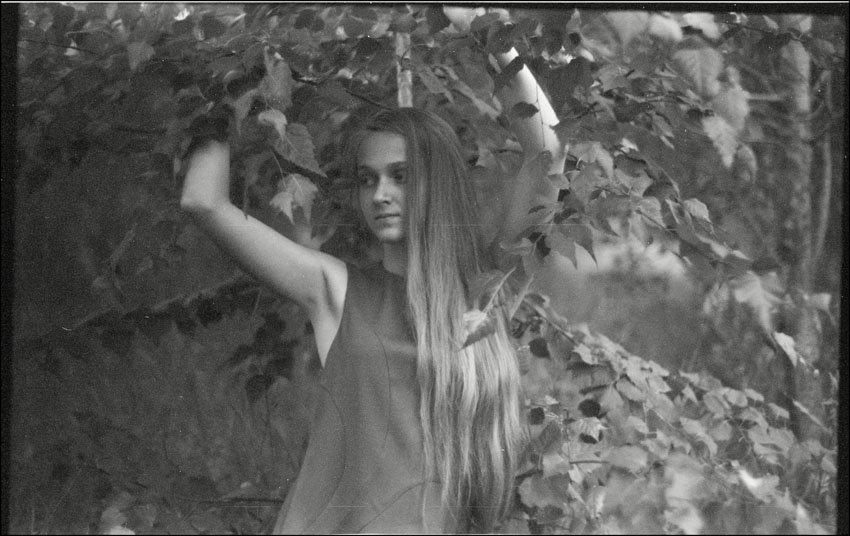Портрет - Eлена Ларина