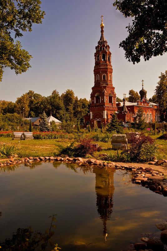 Павлово-Посадский мужской монастырь - Александр Сендеров