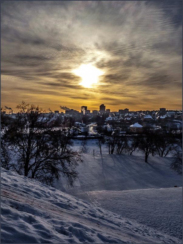 Зимнее солнце - Наталья Rosenwasser