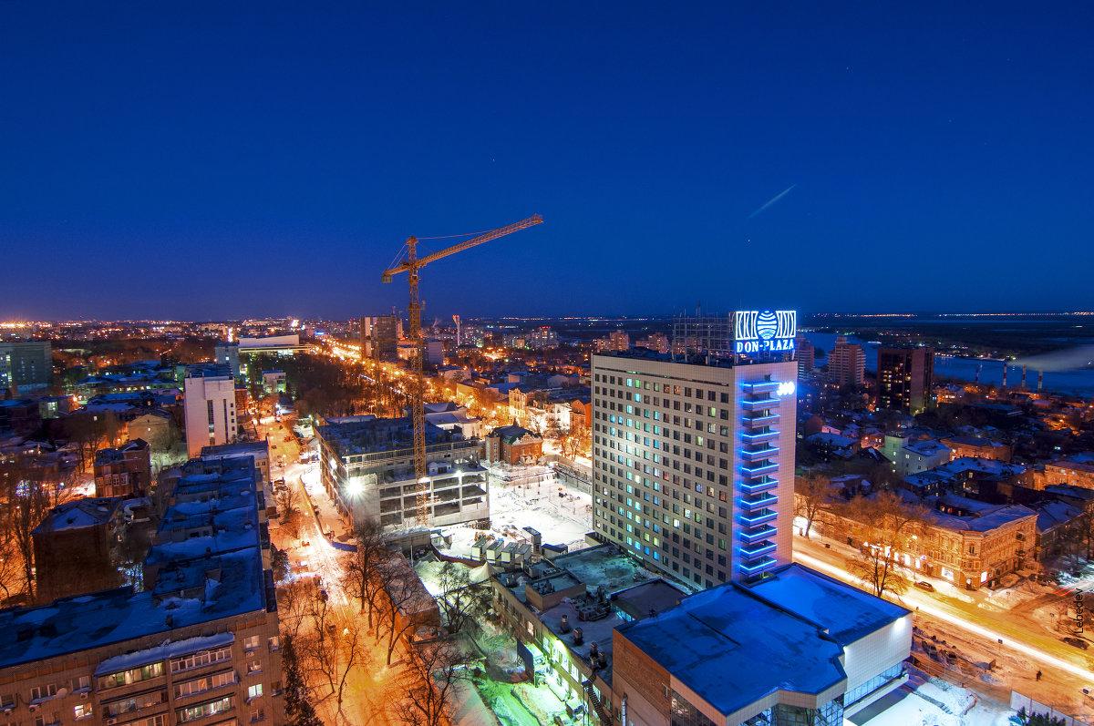 My city [2] - Алексей Лебедев