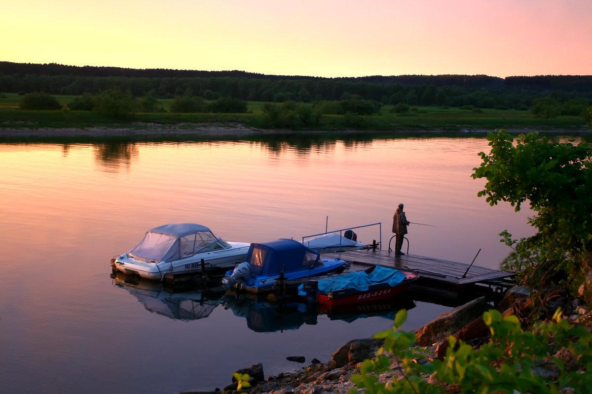 рыбалка в самаре и самарской области на волге