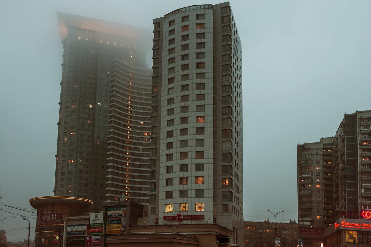 Туман в Сокольниках - Вадим Мирзиянов