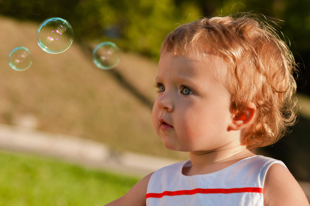 мыльные пузыри - Аня Смирнова
