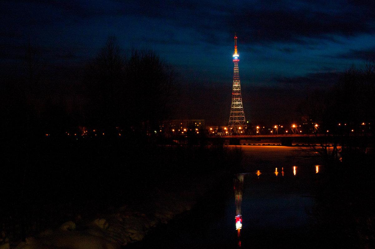 Почти эйфелева башня) - Мила Солнечная