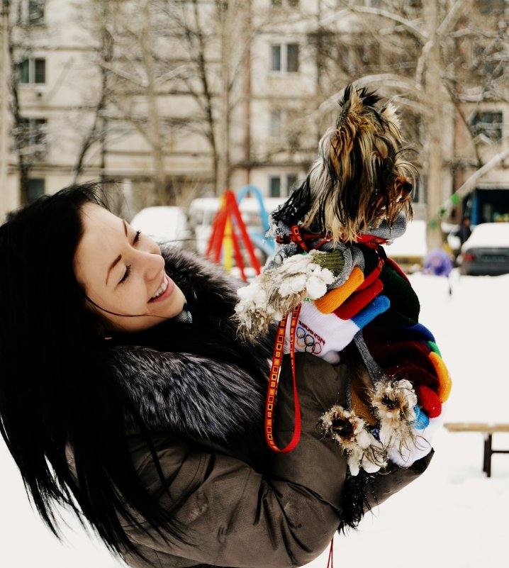 Харди - Олечка Зайцева