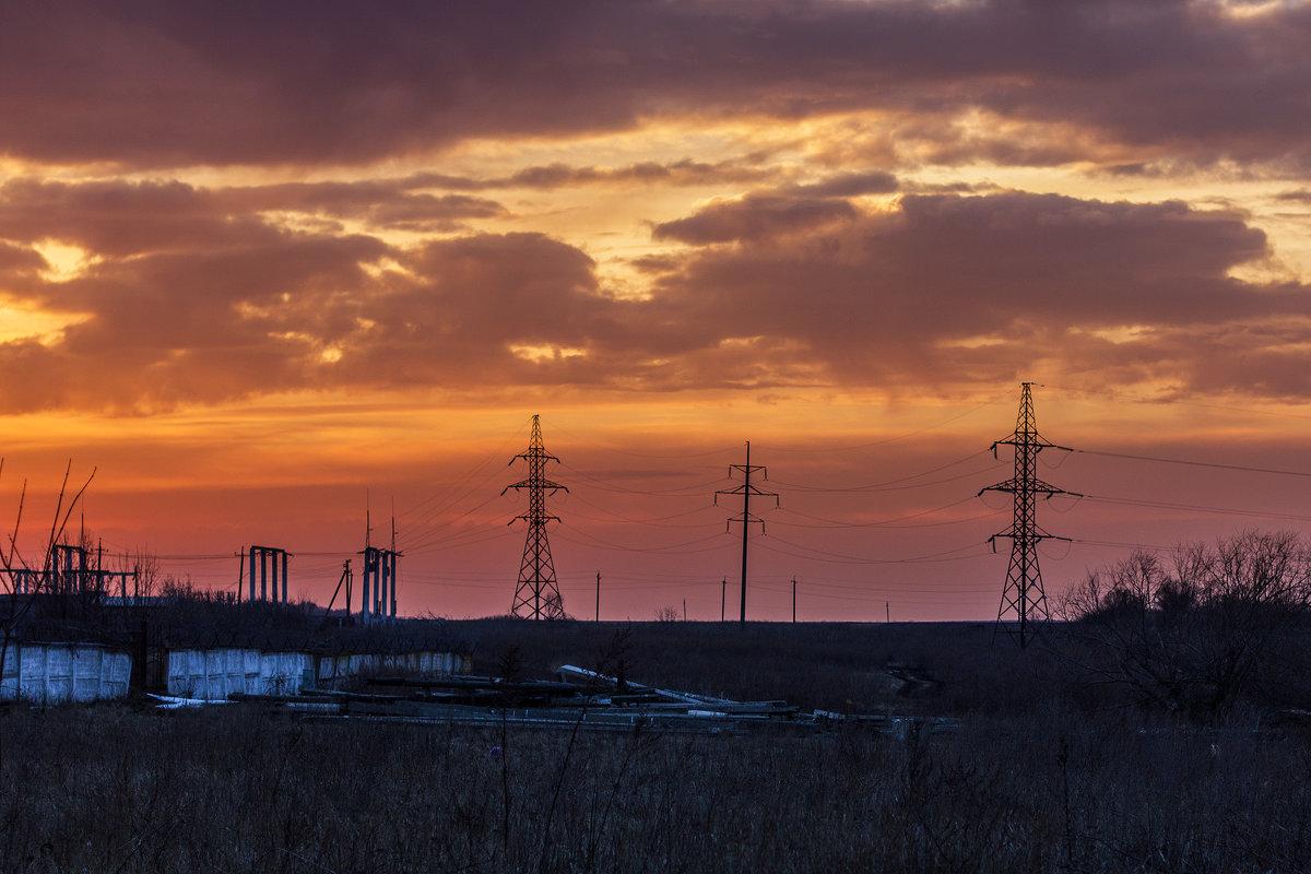закат - Геннадий Свистов
