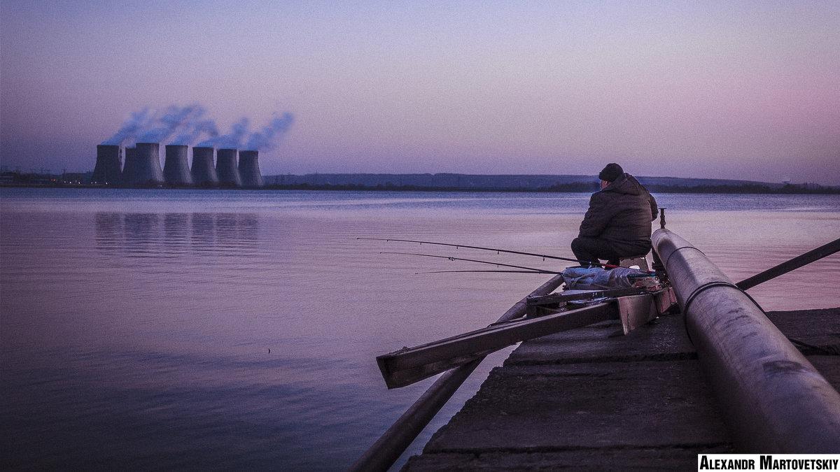 рыбак - Александр Мартовецкий