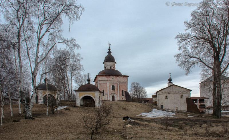 Кирилло - Белозерский монастырь - Борис Устюжанин