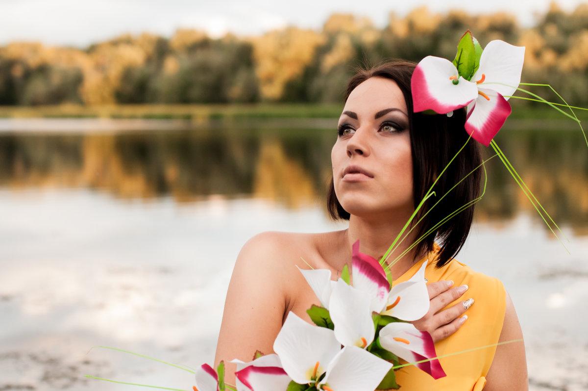 Нимфа - Катерина Сергунина