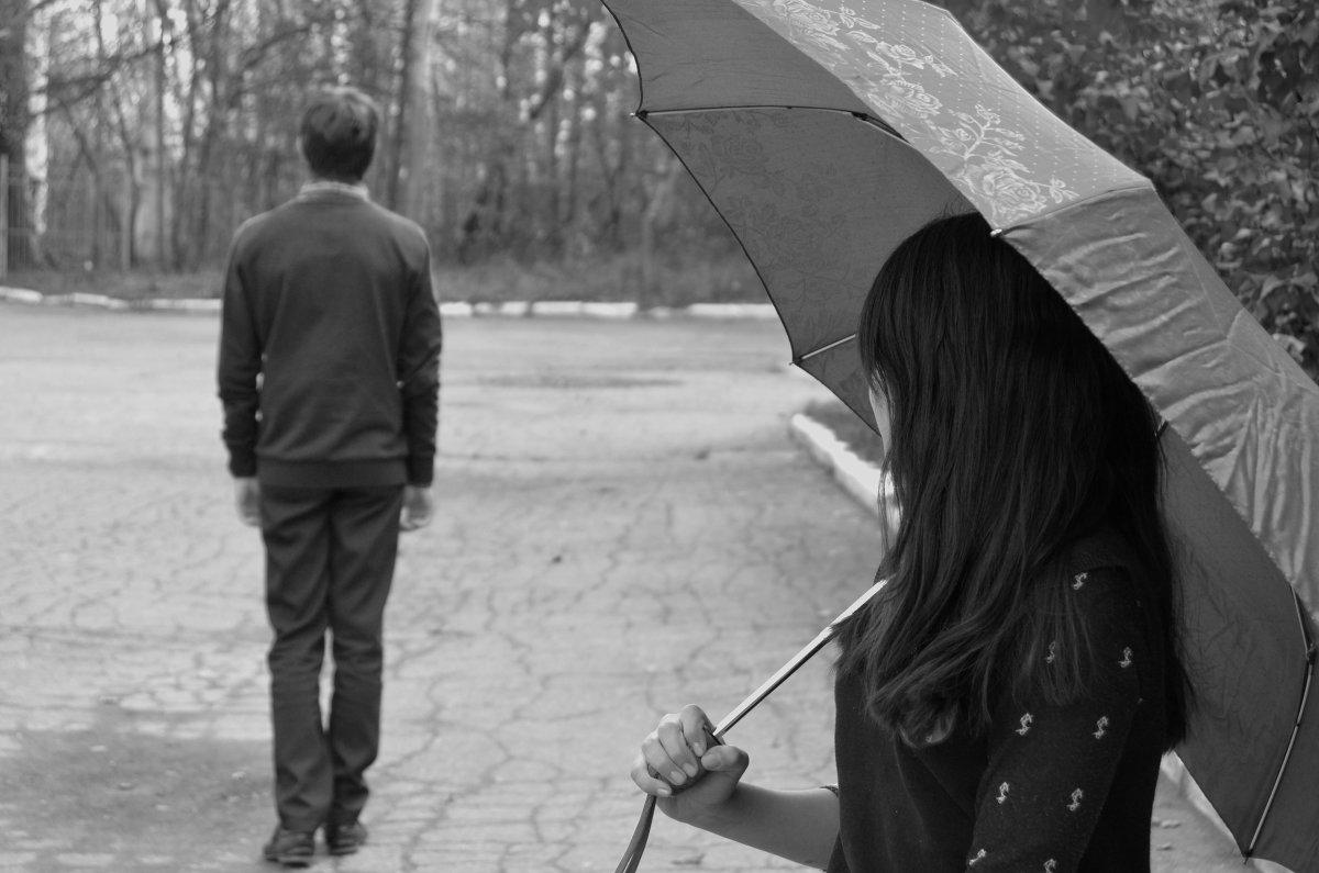 Картинки девушка и парень в разлуке