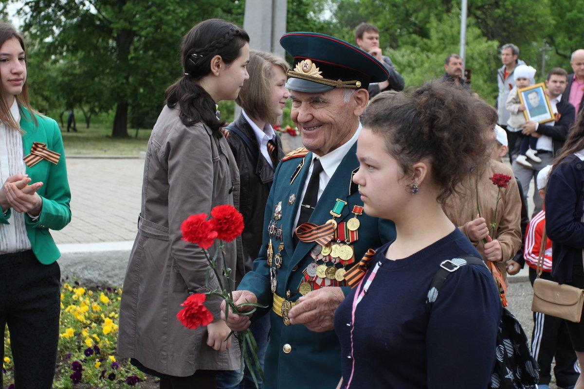 """наследники Победы. - """"Наиль Батталов"""