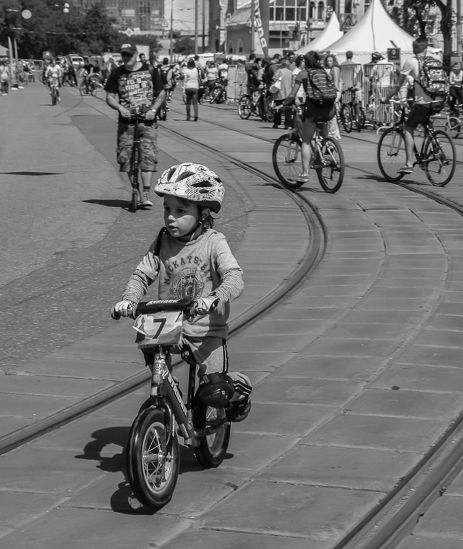 Велопробег - Наталья Rosenwasser