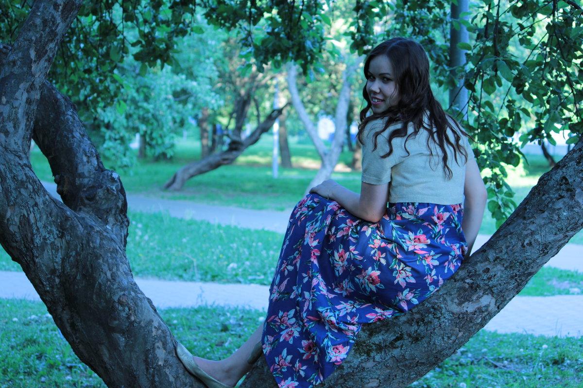 Девушка-весна - Екатерина Комарова (Седых)
