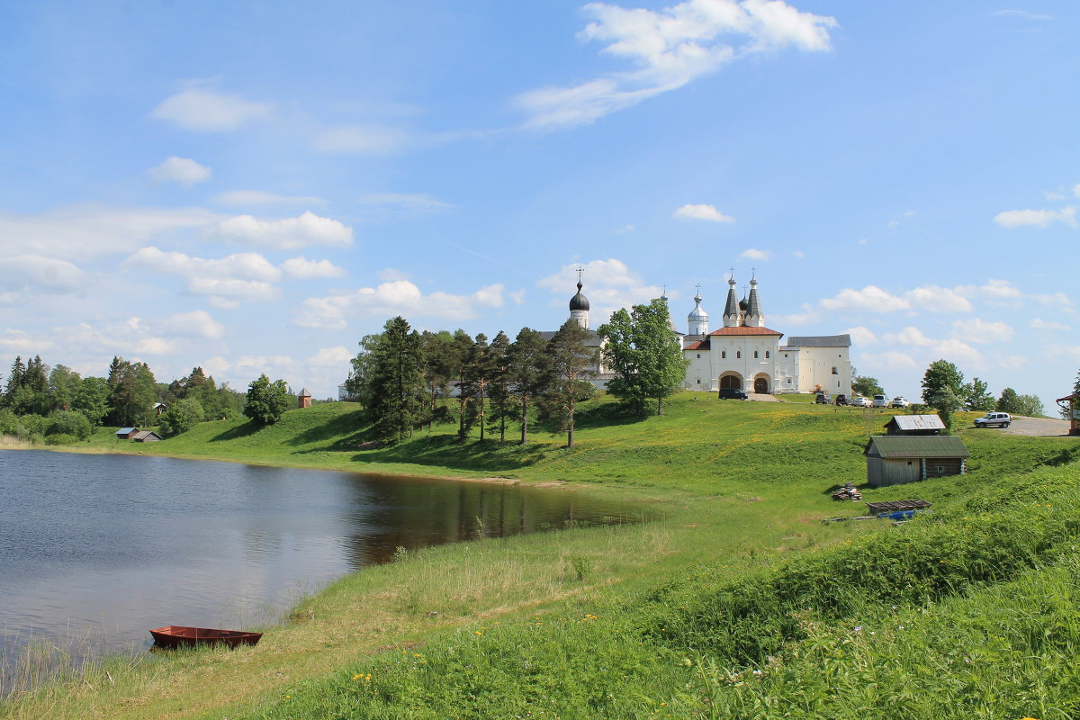 Кириллов (Вологодская область) - Путешественник