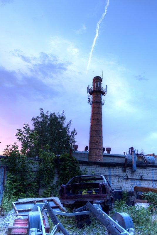 башня - Александр Мартовецкий