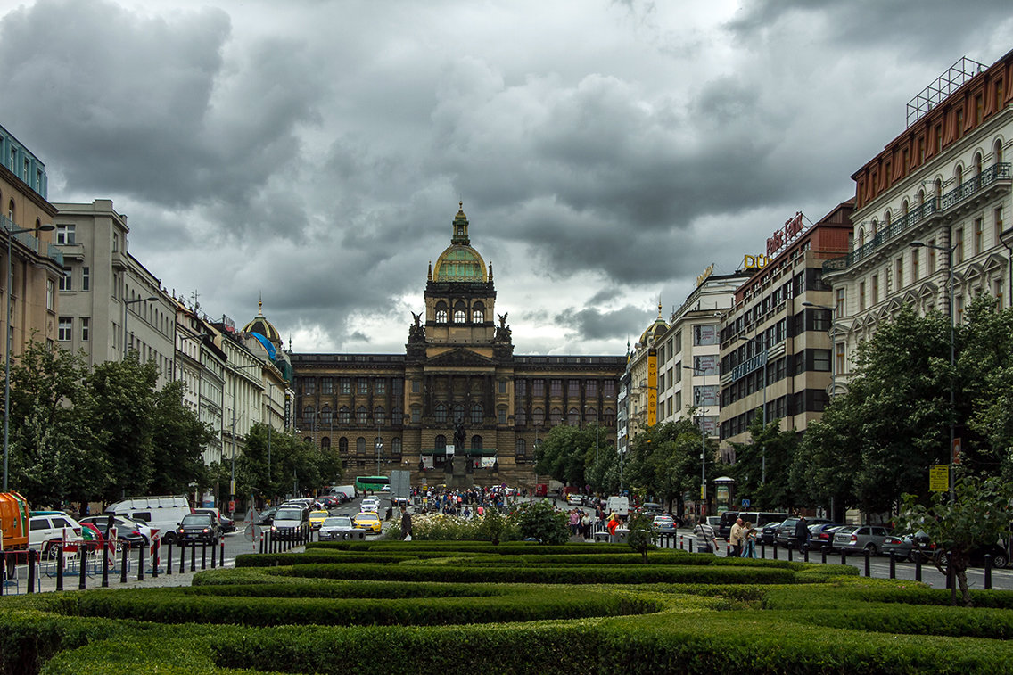 Прага - Вадим Мирзиянов