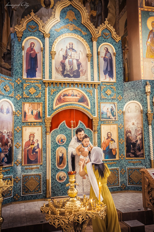 крещение Марка - Абу Асиялов
